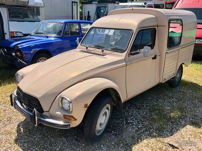 usado Citroën Acadiane - 1980 FURGONETTA