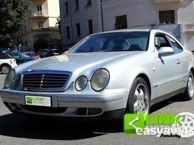 brugt Mercedes CLK200 Classe Coupè Elegance, Impianto GPL, Manutenzione curata