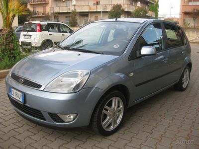 brugt Ford Fiesta 1.4 TDCi 5p. Collection Clima