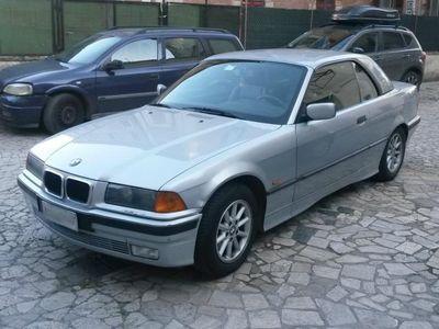 usata BMW 320 Cabriolet 320 i 24V cat Hard Top