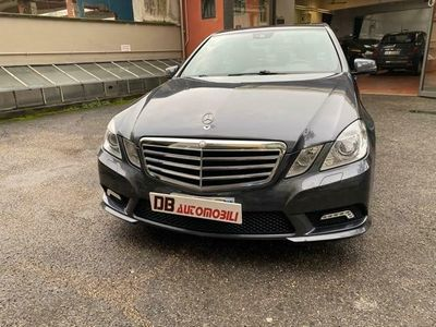 usata Mercedes E350 CDI BlueEFFICIENCY Avantgarde AMG