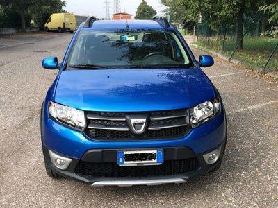 usata Dacia Sandero Stepway 1.5 dCi 8V 90CV