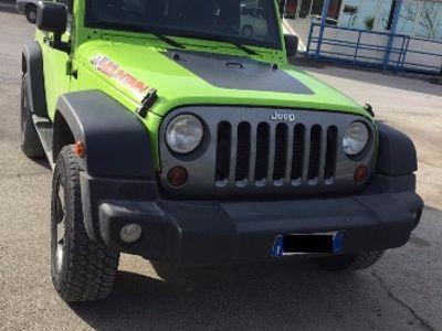 usado Jeep Wrangler Mountain