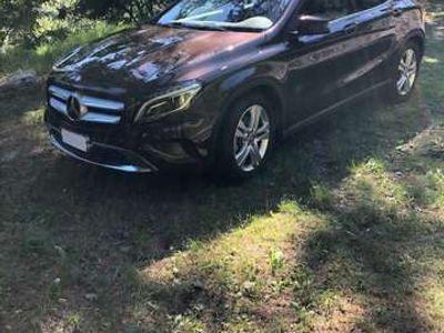 usata Mercedes GLA250