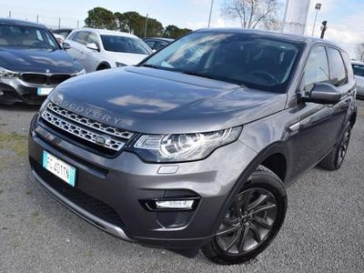 usata Land Rover Discovery Sport 4X4 HSE LUXURY AUTOMATICA 9M 2.0 TD4 180CV STRAFUL