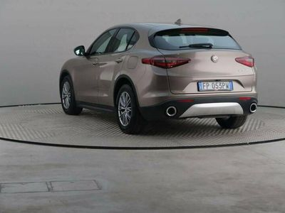 usata Alfa Romeo Stelvio 2.2 Turbo Diesel 180cv At8 Rwd Business