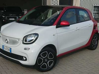usata Smart ForFour 70 1.0 twinamic Passion