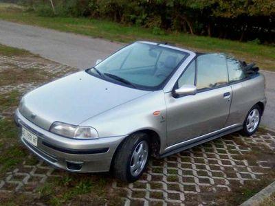 usata Fiat Punto Cabriolet Elx 3 porte