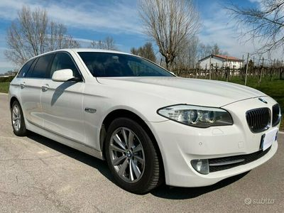 usata BMW 520 Serie 5 (F10/F11) Touring Futura