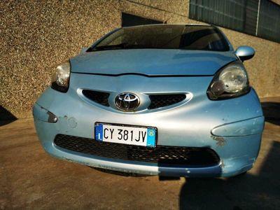 usata Toyota Aygo 1.0.VVT-i EURO4 5p Neopatentati