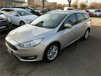 usata Ford Focus 1.5 TDCi 120 CV S&S SW Business