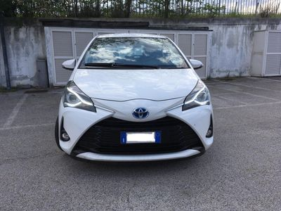 gebraucht Toyota Yaris Hybrid - 2018