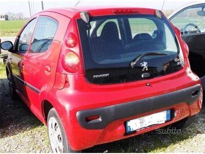 usata Peugeot 107 1.0 68CV 5p. Sweet Years ok neo - 2010