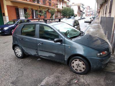 gebraucht Fiat Punto 1.2 8v con impianto a gas