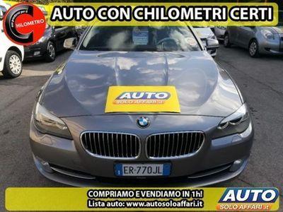 gebraucht BMW 520 d xDrive Touring Luxury