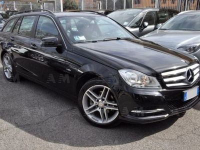 usata Mercedes 180 Classe C Station WagonCDI Trend usato