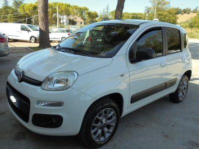 usata Fiat Panda 4x4 1.3 MJT 80CV VAN KM 39000