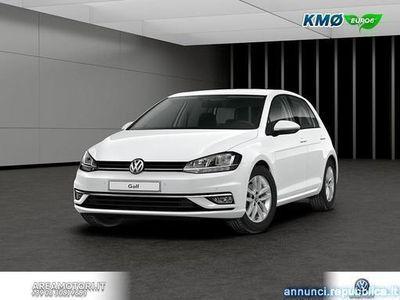 usata VW Golf Golf5p 1.6 tdi business 115cv Roma