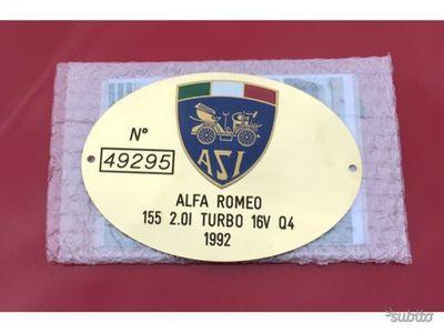 brugt Alfa Romeo Crosswagon 155Asi Targa Oro