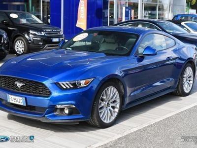 usata Ford Mustang Fastback 2.3 EcoBoost 317 CV