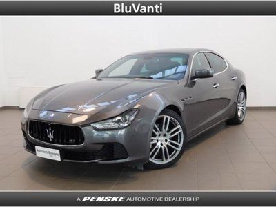 brugt Maserati Ghibli Ghibli3.0 Diesel 275 CV del 2014 usata a Granarolo dell'Emilia