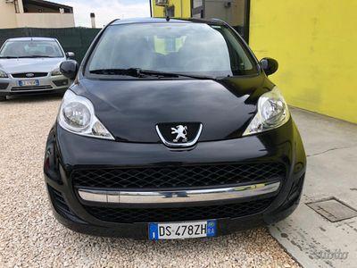 usata Peugeot 107 1.0 benz ok neopatentati