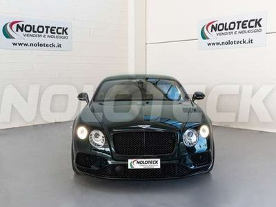 usata Bentley Continental GT V8 S VENDITA: OCCASIONE!