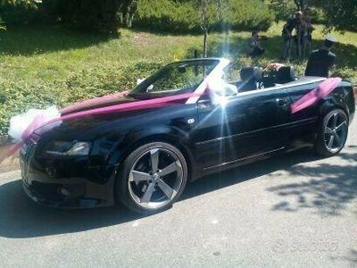 usata Audi A4 Cabriolet A4 Cabriolet 2.4 V6 30V cat