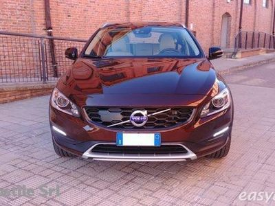 brugt Volvo V60 CC D4 Geartronic Pro