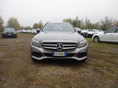 brugt Mercedes C200 d Business Automatic WAGON