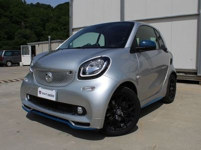 gebraucht Smart ForTwo Coupé 90 0.9 Turbo twinamic Passion