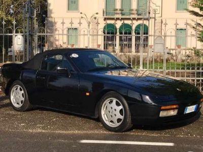 usado Porsche 944 CABRIO NERA