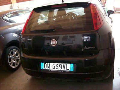 usata Fiat Punto Evo 1.4 5 porte Emotion GPL