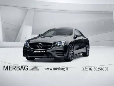 usata Mercedes E53 AMG Classe4Matic+ AMG nuova a Milano