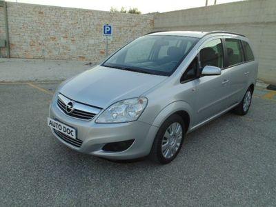 usata Opel Zafira 1.6 16V ecoM 94CV Cosmo METANO