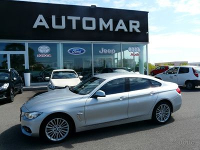 usata BMW 420 d 190 cv XDrive LUXURY 2016 Full Opt