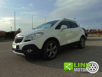 brugt Opel Mokka 1.7 CDTI Ecoflex Anno 2014