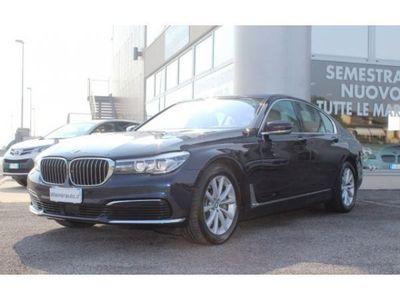 begagnad BMW 730 d xDrive LED SOSPENSIONI CRUISE ADAPTIVE