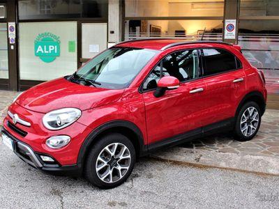 usata Fiat 500X 500X 2.0 MultiJet 140 CV AT9 4x4 Cross Plus