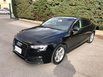 usata Audi A5 SPB 2.0 TDI 150 CV clean diesel Business