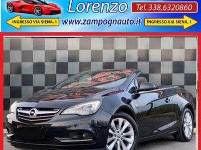 used Opel Cascada 2.0 cdti 170cv cabrio zampognauto cat