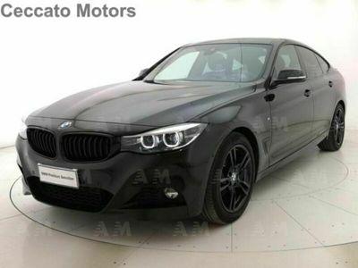 usata BMW 320 Serie 3 GT d Msport del 2019 usata a Castelfranco Veneto