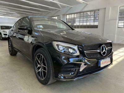 usata Mercedes GLC350 d 4Matic Coupé Premium GARANZIA UFF