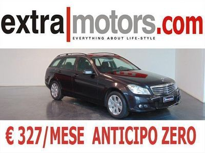 usata Mercedes C200 CDI S.W. Elegance/NAVI/BLUETOOTH/CRUISE CONTROL/