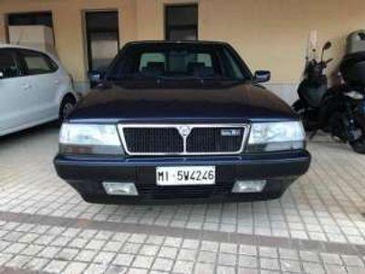 used Lancia Thema i.e. turbo 16V LS
