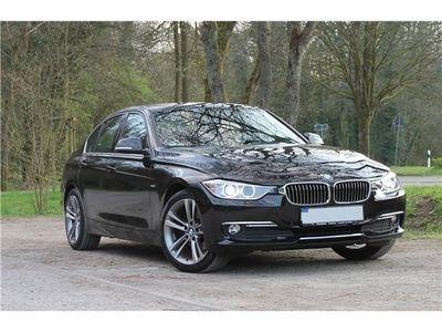 usata BMW 318 d Luxury Line 143 CV (143CV)