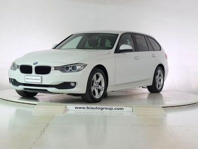 gebraucht BMW 320 d xDrive Touring Business aut.