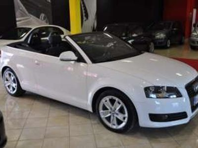 usata Audi A3 Cabriolet 2.0TDI FAP *** AMBITION *** Diesel