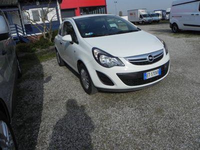 usata Opel Corsavan 2 POSTI EURO 5B