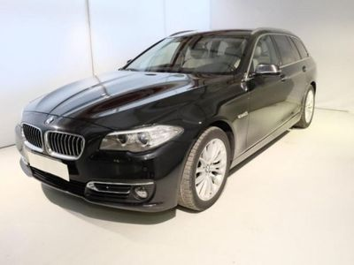 usata BMW 525 Serie 5 Touring d xDrive Luxury del 2014 usata a Asti